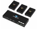 HDBaseT 4K HDMI Extender Splitter 4-Port gofanco