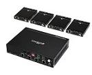 HDBaseT HDMI Extender Splitter 4-Port gofanco