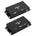 4K HDBaseT HDR HDMI Extender Over Cat 6 gofanco