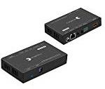 4K Prophecy HDBaseT HDR 100 meter HDMI Extender gofanco