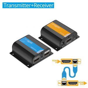 HDMI CAT5e/6 Extender with IR – 165ft (50m) (HDMIExt2)