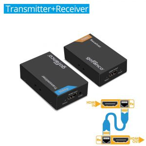 HDMI Extender over CAT5e/6 1080p – 165ft (50m) (HDExt)