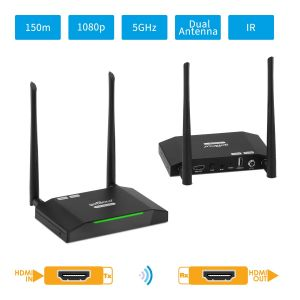 Wireless HDMI Extender Kit 1080p – 150m (HDwireless150)