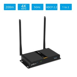 Wireless HDMI Extender Kit 4K – RX (HDwireless4K-RX)
