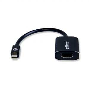 Active Mini DisplayPort 1.2 to HDMI 2.0 Adapter 4K - Black (mDPHDMIA-4K)