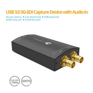 3G-SDI USB 3.0 Capture Device (PRO-CaptureSDI)
