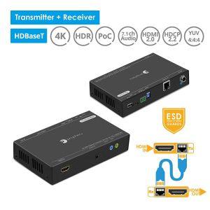 Prophecy HDBaseT HDMI 2.0 Extender USB - 328ft (100m) (PRO-HDbaseT-U)