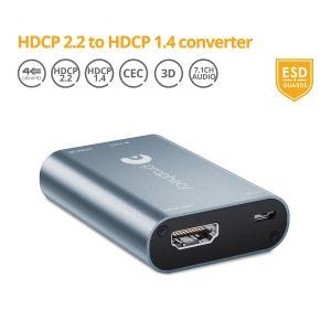 HDCP 2.2 Downgrader (PRO-HDCPconv)