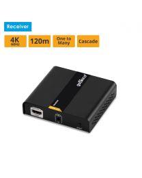 4K HDMI over IP network extender Kit (Receiver) HDbitT gofanco