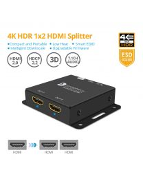 Prophecy 4K-HDR 1x2 Splitter Lite (PRO-HDRsplit2P-LT)