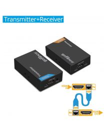 HDMI Extender Kit - Transmitter and Receiver gofanco