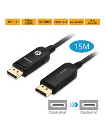 DisplayPort 1.2 AOC Cable - 15m