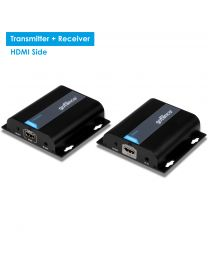 HDMI over IP network extender kit (receiver & transmitter) HDbitT gofanco