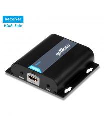 HDMI over IP network extender kit (receiver) HDbitT gofanco