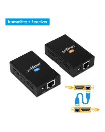 HDMI Extender over CAT5e/6 1080p – 165ft (50m) (HDExt)