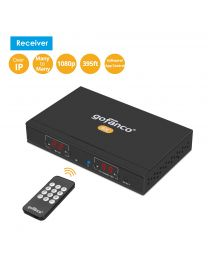 HDMI Extender Kit Over IP Matrix - Receiver gofanco