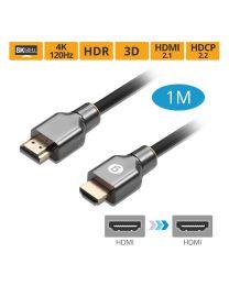 HDMI 2.1 8K Cable – 1m (HDMI21-1m)