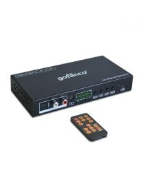 4x1 HDMI 2.0 HDR Switch with Audio and Remote (HDRswitch4P-Aud)
