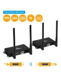 Wireless HDMI Extender Kit 1080p – 100m (HDwireless100)