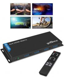 4x4 HDMI Matrix Switch 4K (Matrix44v2)