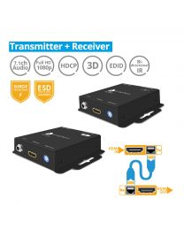 Prophecy HDMI Extender Kit - Transmitter and Receiver gofanco