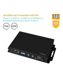 4K HDMI over IP Receiver (PRO-HDExtIP-RX)