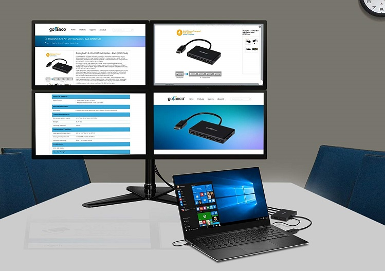 Create a Multi-Monitor Workstation with MST: Boost Productivity and Invite Creativity