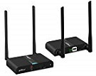 Dual Antenna Multi-Channel Wireless HDMI Extender gofanco